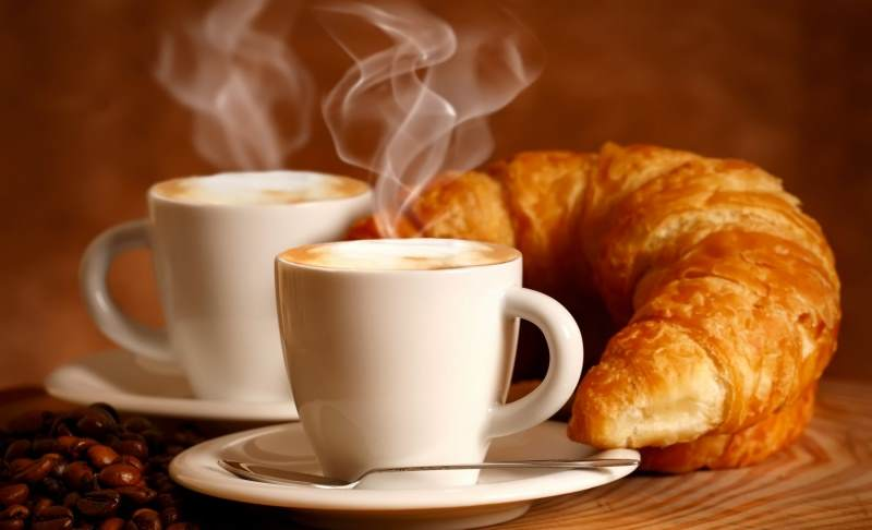 худеют ли от сигарет и кофе