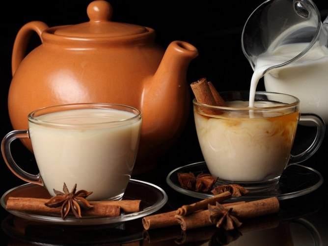 Молоко для монгольского чая