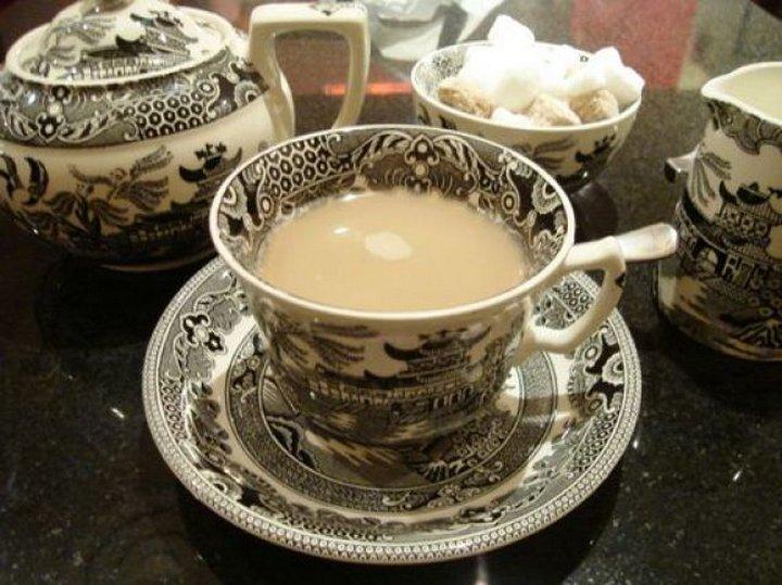 Традиционный монгольский чай
