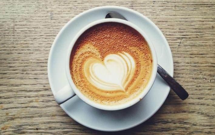 Кофе с картинкой