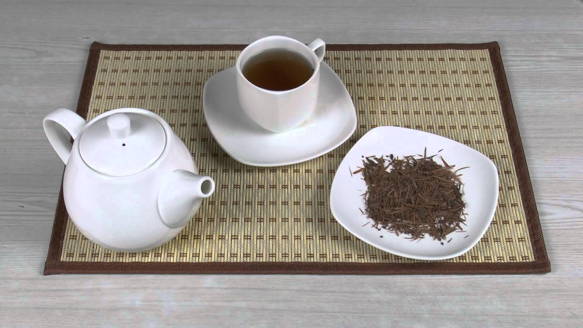 Заваренный чай Лапачо