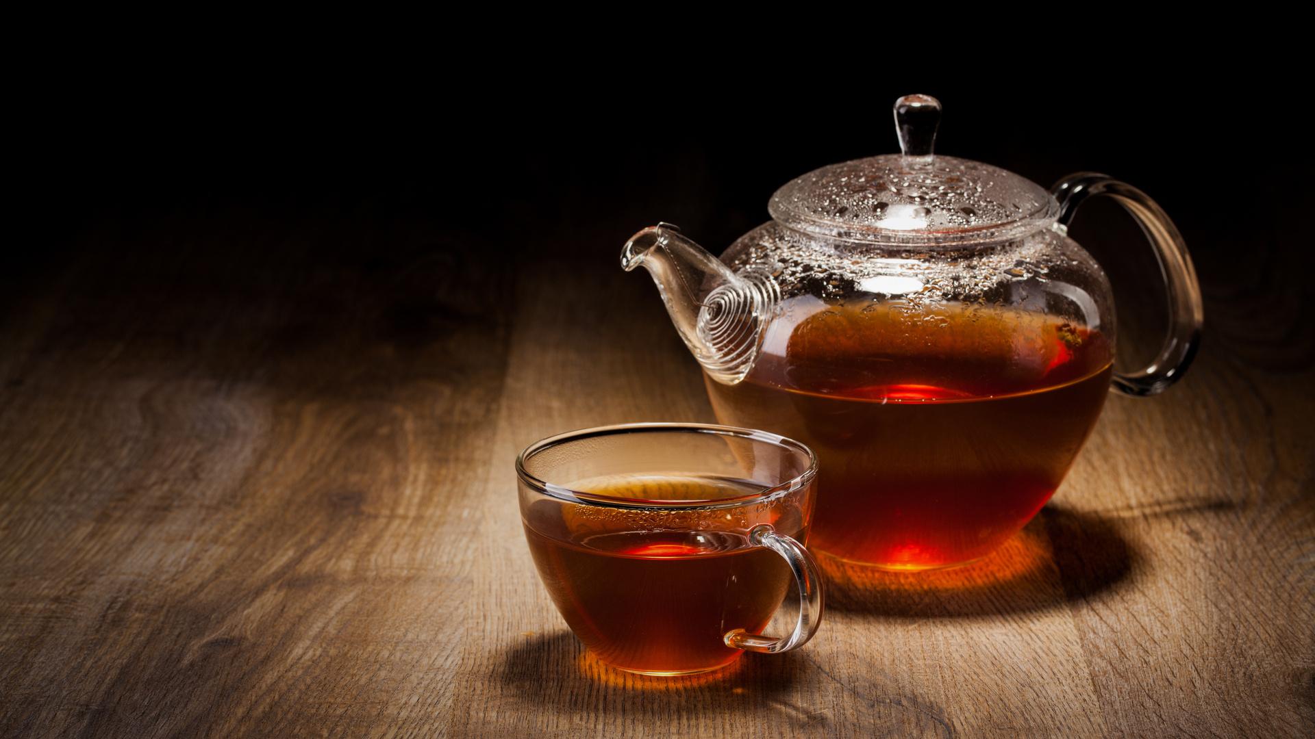 Домашний фруктовый чай