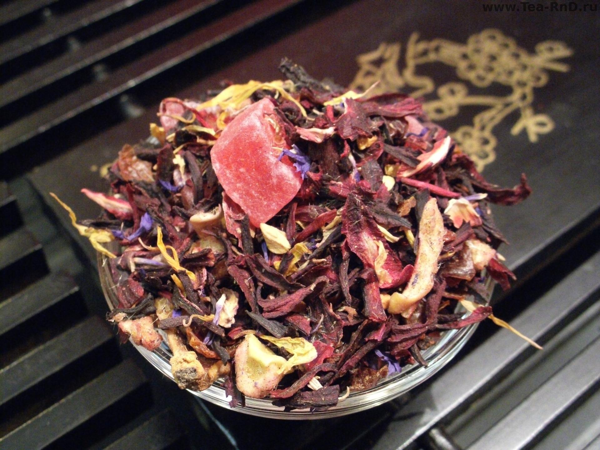 Фруктовый чай своими руками рецепт 59