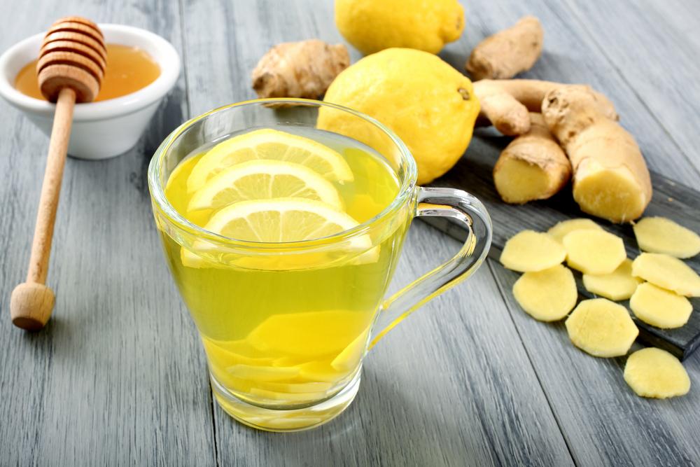 Чай с лимоном для похудения помощник в сжигании жиров и.