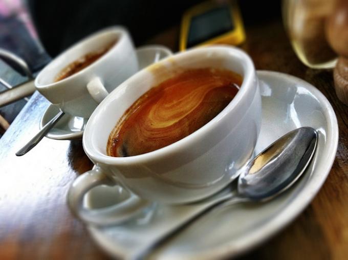 Бескофеиновый кофе