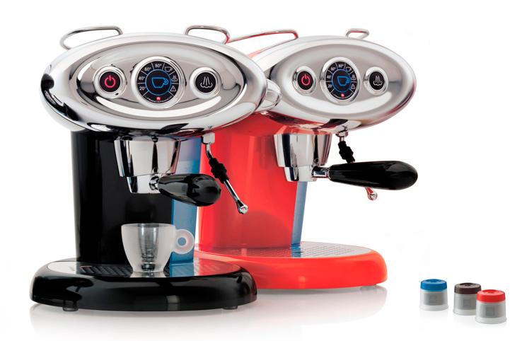 Вид кофеварки