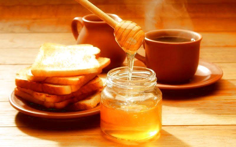 Медово-кофейный напиток