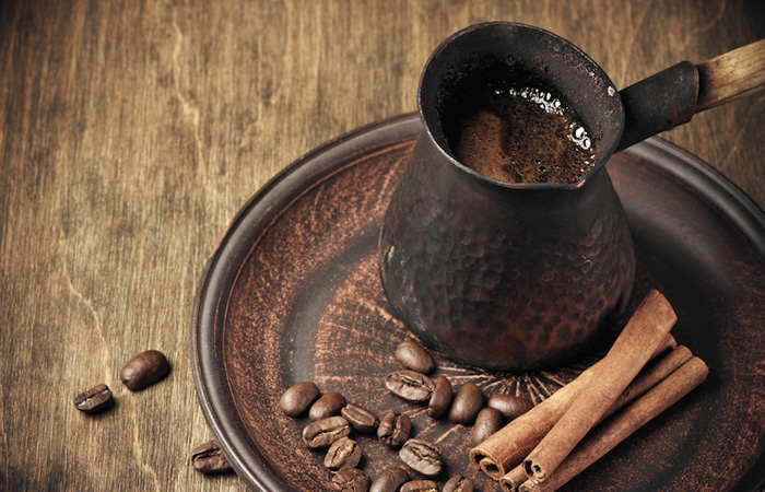 Восточный кофе