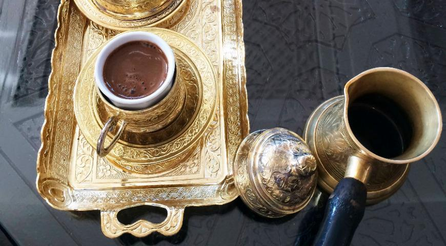 Кофе, сваренный в турке