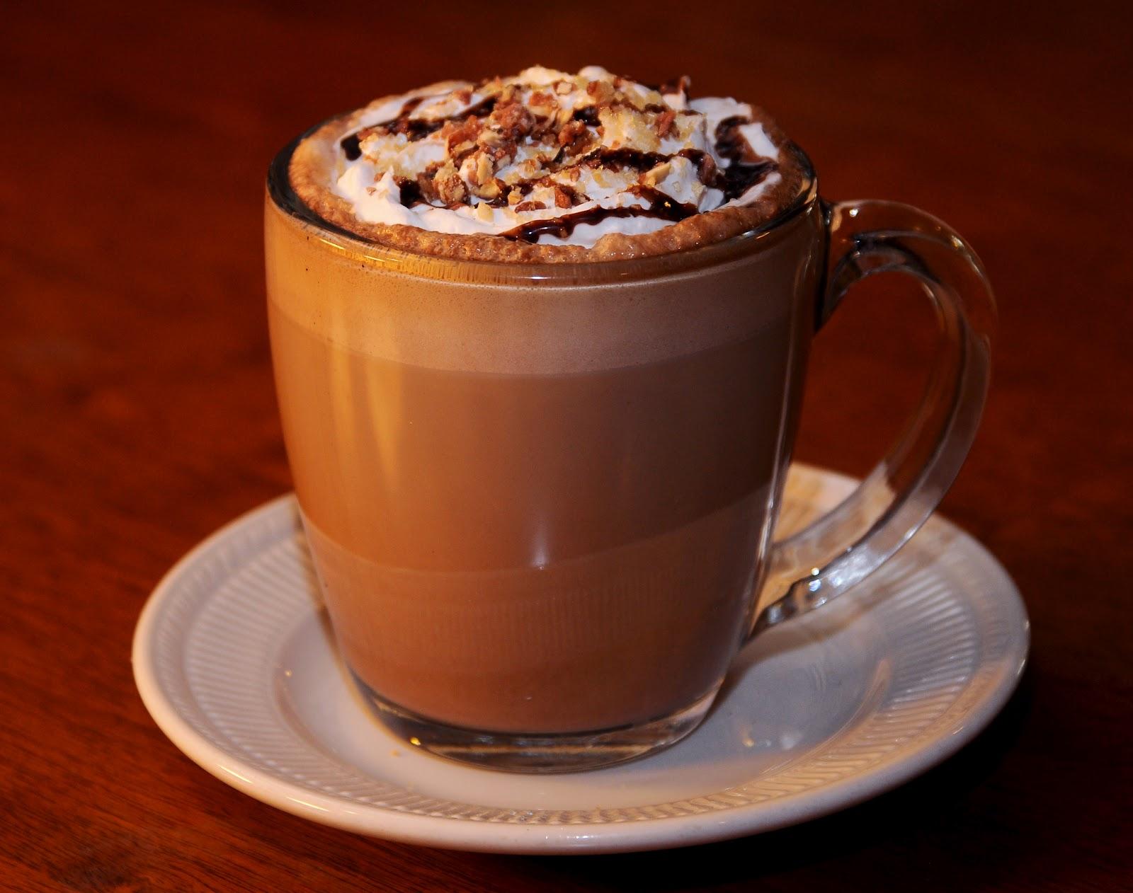 Мокко с какао