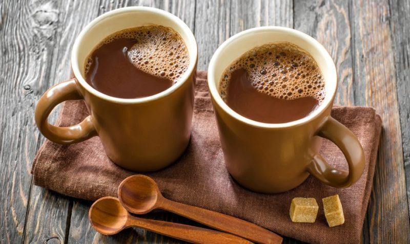 Кофе и какао