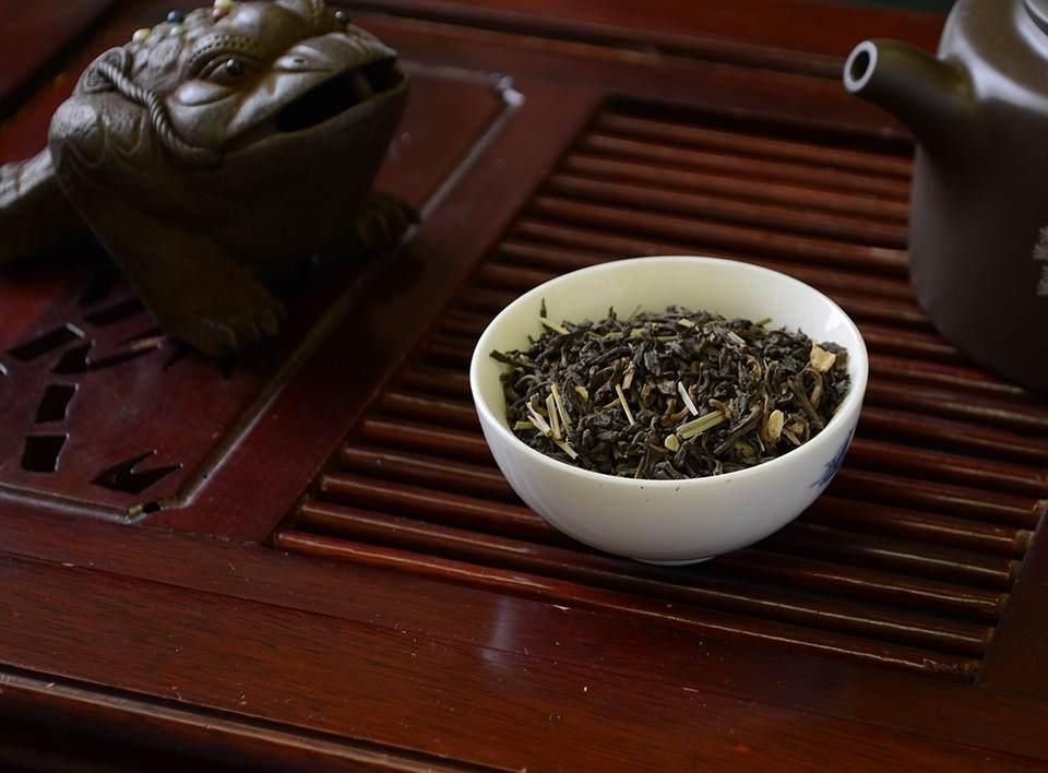Сухой чай с бергамотом