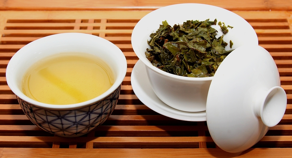 Заваренный чай