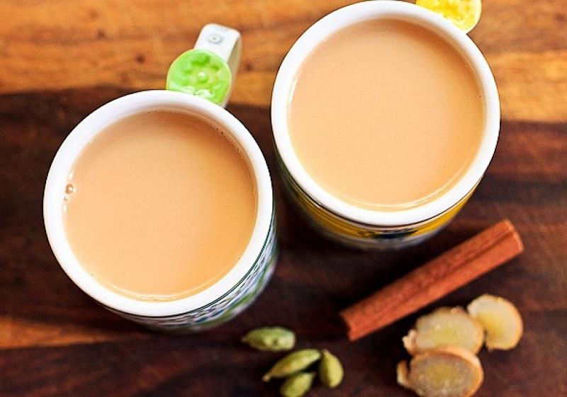 Молоко в чае