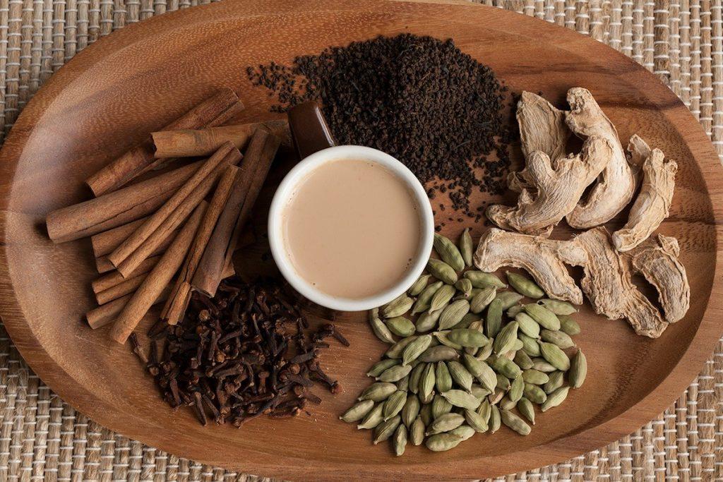 Чая и специи