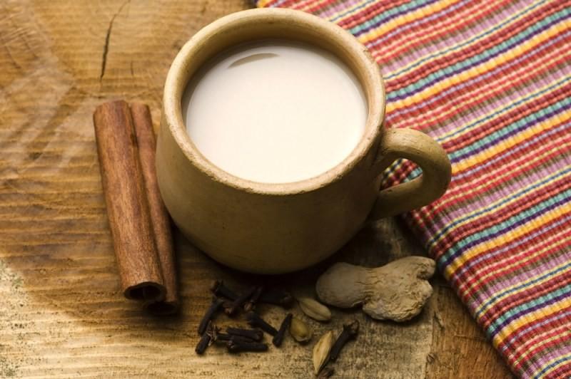 Чашка чая масала