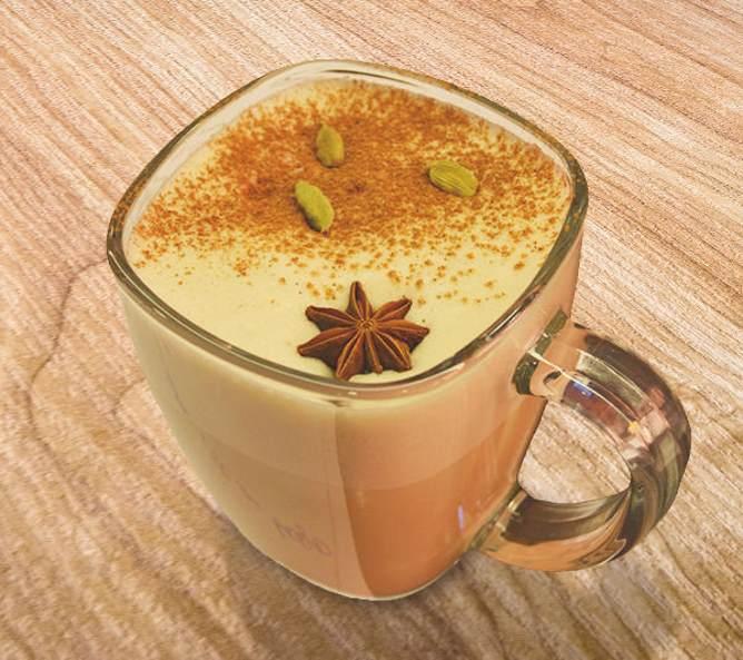 Чашка с масалой